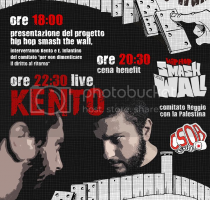 Kento presenta Hip Hop Smash The Wall